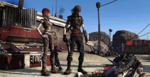 Borderlands, by 2K Games/Gearbox