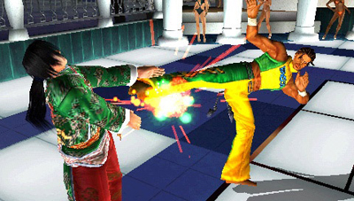 Eddy Gordo from the Tekken video games.